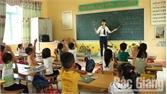 Lục Nam 100% giáo viên đạt chuẩn trở lên