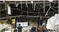 Nổ khí ga tại trung tâm thương mại, 27 người thương vong