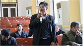 Báo cáo tổng hợp kết quả giải quyết kiến nghị của cử tri