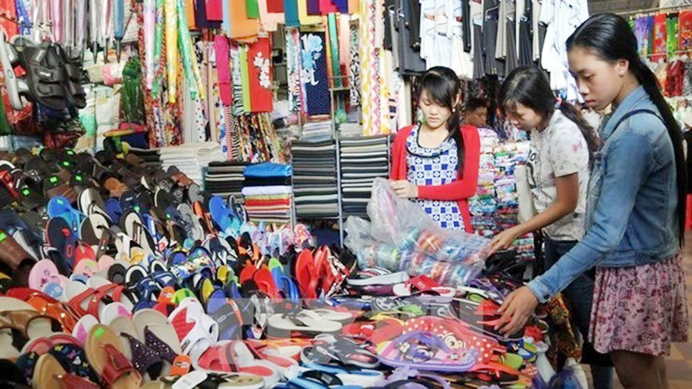 1,400 pavilions, Vietnam-China, Border Trade Fair, rozen seafood, traditional handcrafts, refined art products, garments and textiles, economic and trade deals