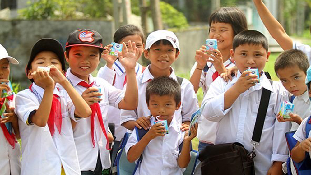 FrieslandCampina, second nutrition survey, Southeast Asian children, largest dairy companies, nutritional status, comprehensive research