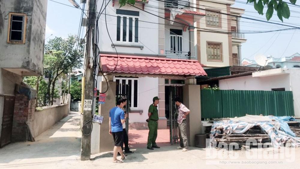 Bắc Giang, vay nặng lãi, tín dụng đen