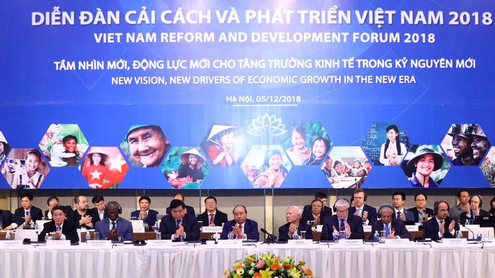 Chính phủ sẽ tăng tốc trong cải cách thủ tục hành chính, cải thiện môi trường kinh doanh