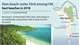 Kem beach ranks 43rd among 100 best beaches in 2018