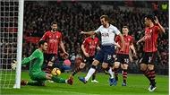 Tottenham vào top ba Ngoại hạng Anh