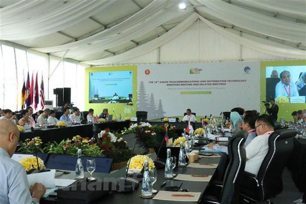 Máy tính, TELMIN AIM2020, Hội nghị Bộ trưởng, Công nghệ thông tin, Viễn thông, Viễn thông ASEAN, ASEAN