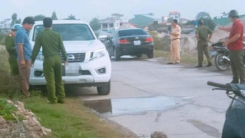 Kết luận vụ Thượng úy Công an tử vong trong ôtô khóa kín