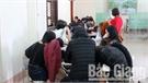 Hơn 80 đối tượng sử dụng ma túy trong các quán hát ở Lục Nam: Nhếch nhác, phờ phạc sau 'bay, lắc'