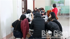 """Hơn 80 đối tượng sử dụng ma túy trong các quán hát ở Lục Nam: Nhếch nhác, phờ phạc sau """"bay, lắc"""""""