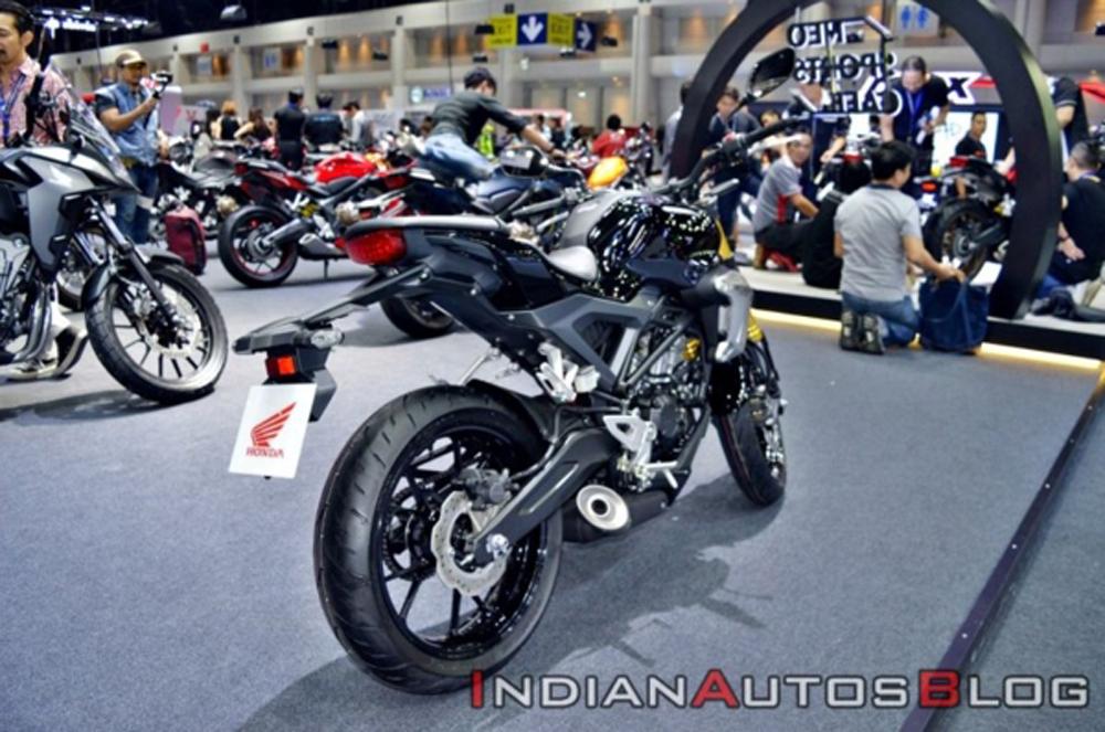 Honda CB150R ExMotion, Thai Motor Expo, Honda CB150R, ExMotion, xe phân khối lớn