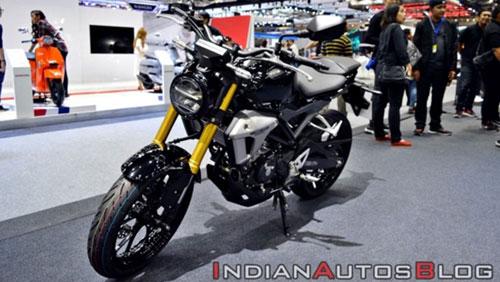 Honda CB150R ExMotion chính thức được giới thiệu tới công chúng