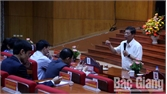 Ngày làm việc thứ hai, kỳ họp thứ 6, HĐND tỉnh: Thảo luận về công tác quy hoạch, quản lý đất đai, môi trường; công bố kết quả lấy phiếu tín nhiệm