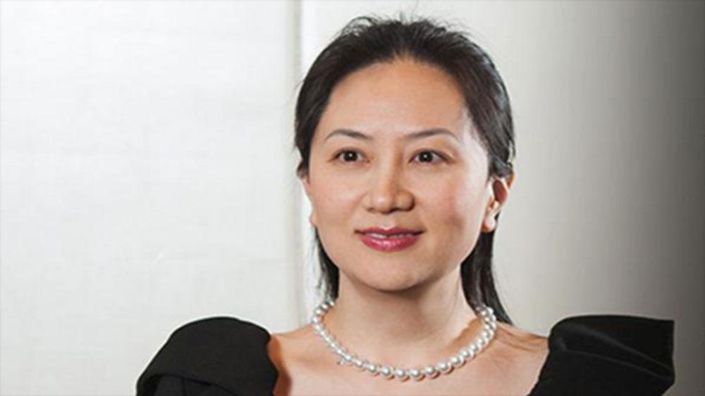 Giám đốc tài chính tập đoàn Huawei, bị bắt tại Canada, Tập đoàn viễn thông Huawei, Trung Quốc