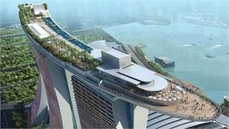 7 công trình kiến trúc độc đáo làm nên thương hiệu riêng của Singapore