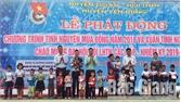 Phát động chương trình tình nguyện mùa Đông 2018 và Xuân tình nguyện 2019