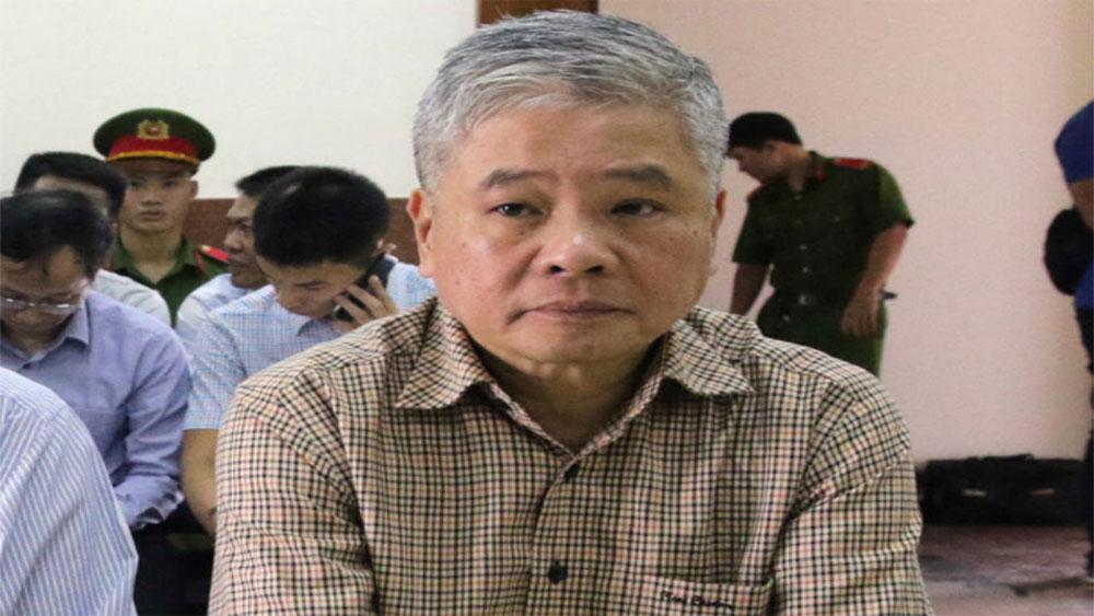Nguyên Phó Thống đốc Ngân hàng Nhà nước Đặng Thanh Bình bị bác kháng cáo