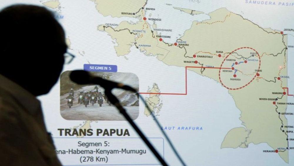 Indonesia, tìm thấy, hàng chục thi thể, vụ tấn công ở Papua