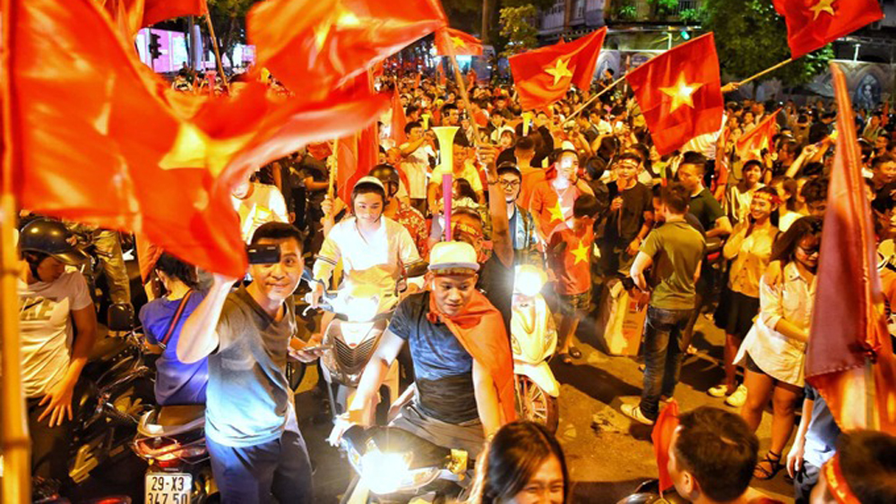 Hanoi deploys 1,000 plus police force for Vietnam-Philippines clash