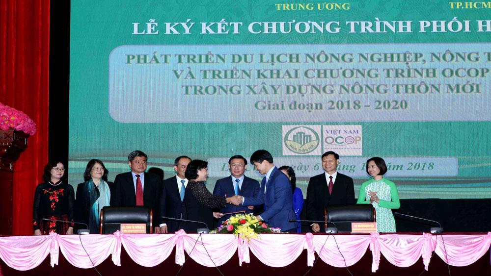 Phó Thủ tướng Chính phủ Vương Đình Huệ, phát triển, du lịch nông thôn, lợi ích cộng đồng