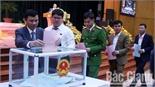 Bắc Giang: Công bố kết quả lấy phiếu tín nhiệm đối với các chức danh do HĐND tỉnh bầu