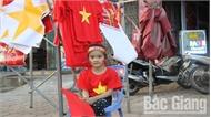 Người hâm mộ Bắc Giang sẵn sàng cổ vũ đội tuyển Việt Nam