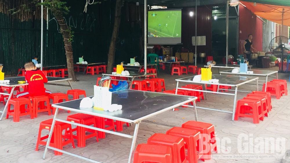 người hâm mộ, Bắc Giang, cổ vũ, đội tuyển Việt Nam, AFF CUP, tỉnh Bắc Giang