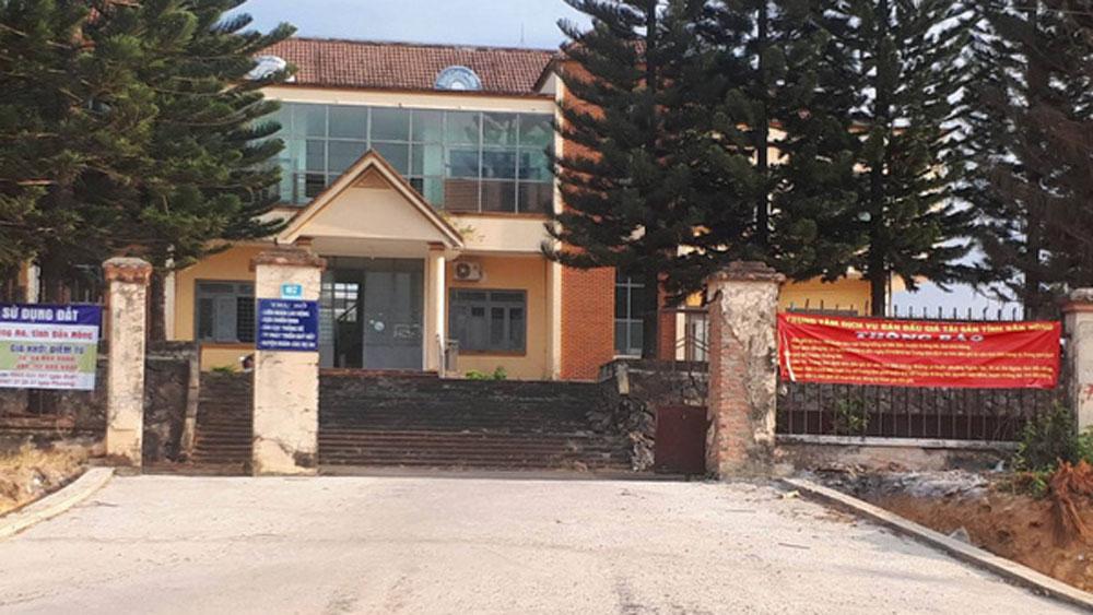 """Khởi tố vụ án """"Tham ô tài sản"""" tại Trung tâm Phát triển quỹ đất huyện Krông Nô, Đắk Nông"""