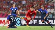 Bán kết AFF Cup 2018 lượt về Việt Nam-Philippines (hiệp 1): Tỷ số chưa được mở