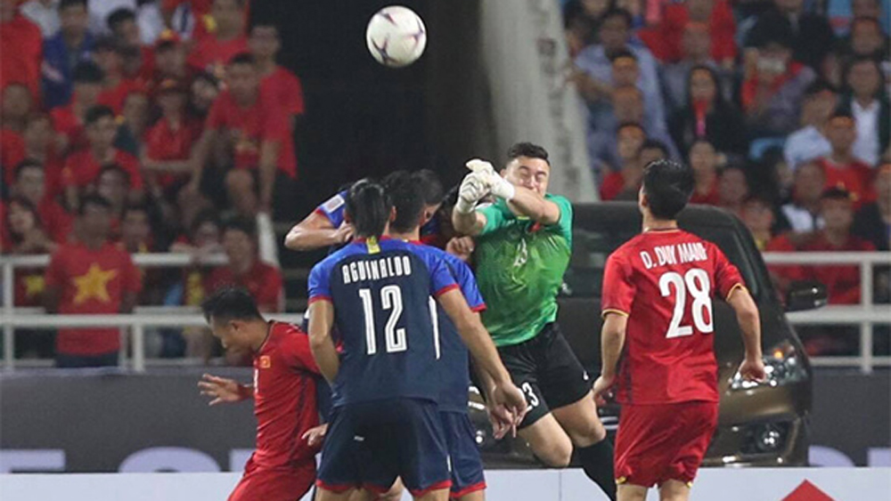 Bán kết, AFF Cup 2018, Việt Nam, Philippines