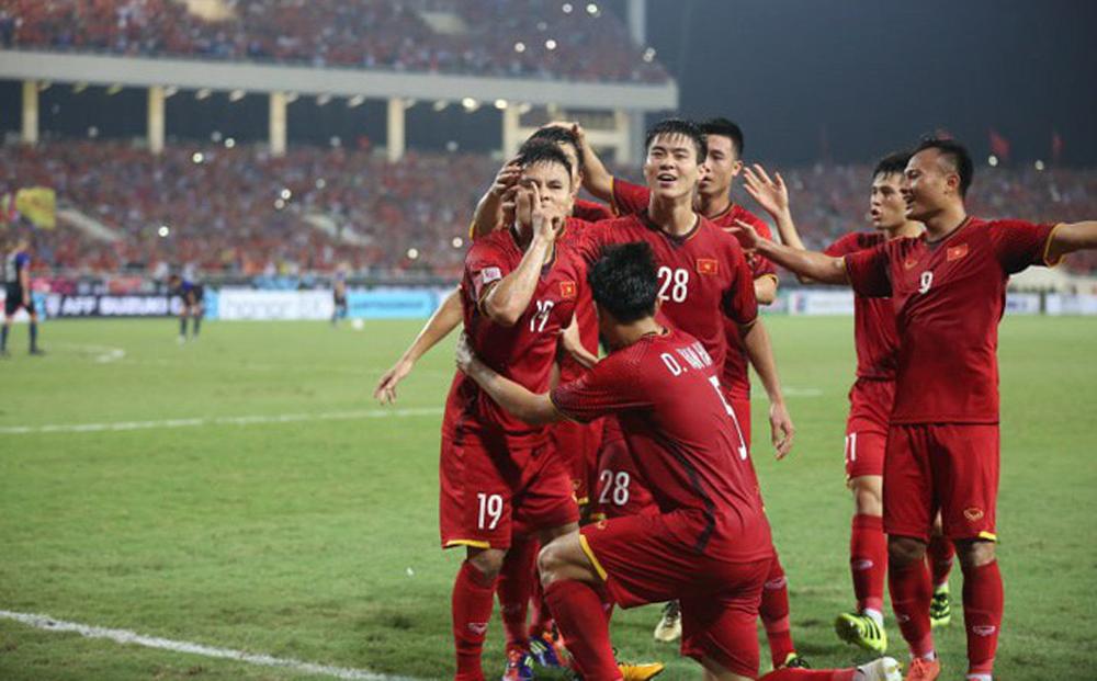 Đội tuyển Việt Nam, Việt Nam, Mỹ Đình, AFF Suzuki Cup 2018, đội tuyển Philippines