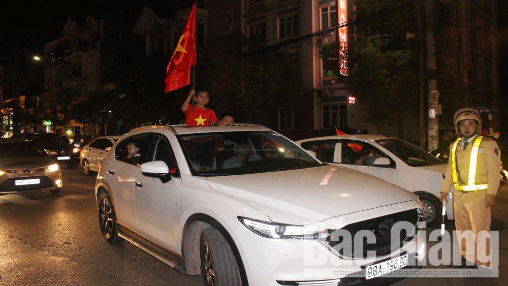 Đội tuyển Việt Nam, AFF CUP, Bắc Giang, người hâm mộ