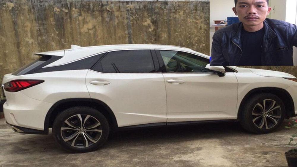 Công an lật tẩy thủ đoạn mới trộm ôtô