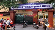 Cô giáo Hà Nội phải kiểm điểm sau vụ học sinh bị tát