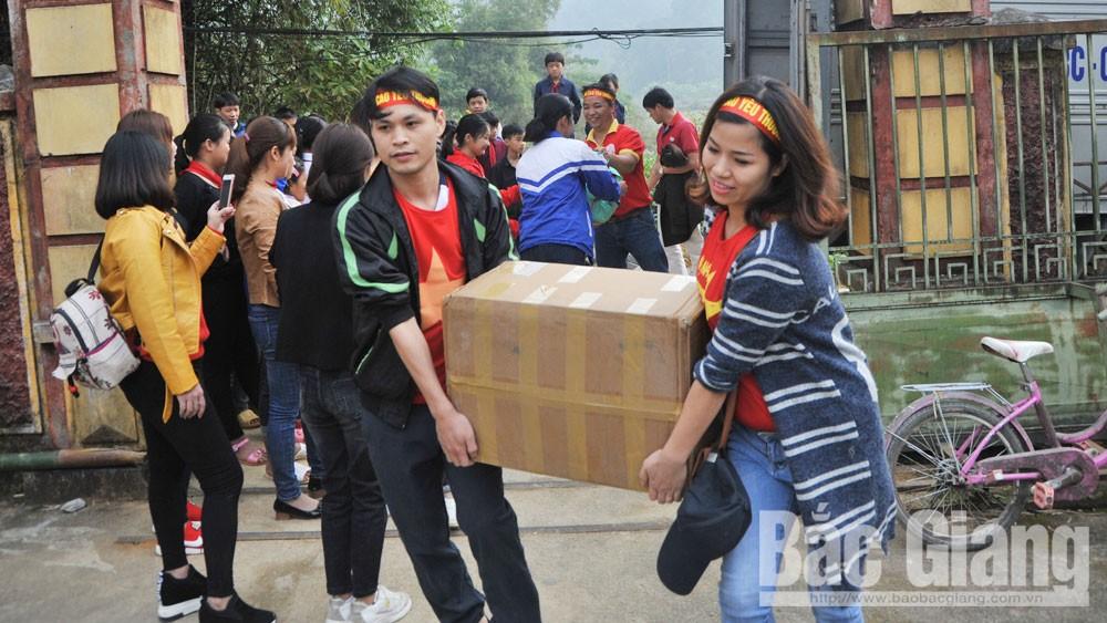 Bắc Giang, Lê Quang Duy, Trường THCS xã Tăng Tiến, Vì vùng cao yêu thương