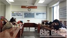 Hơn 20 đối tượng sử dụng ma tuý tại quán karaoke ở Việt Yên