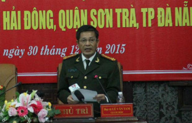 Kỷ luật nguyên Giám đốc Công an Đà Nẵng vi phạm kê khai tài sản