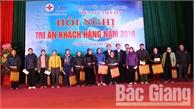 Tri ân khách hàng sử dụng điện tại Việt Yên