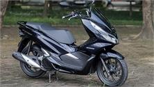 Những mẫu xe máy 'xanh' cho khách Việt