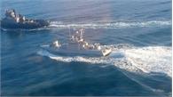 Căng thẳng Nga-Ukraine: Nga tăng cường số lượng tàu hiện diện ở Eo biển Kerch