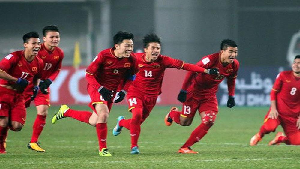 Thủ tướng Nguyễn Xuân Phúc gửi Thư động viên Đội tuyển Bóng đá nam Việt Nam