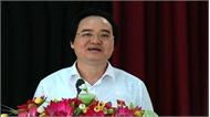 Bộ trưởng Bộ Giáo dục và Đào tạo Phùng Xuân Nhạ: Đưa việc học tiếng Anh trở thành phong trào xã hội học tập