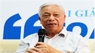 GS Hà Huy Khoái: 'Giỏi Toán không phải là giải được nhiều bài tập khó'