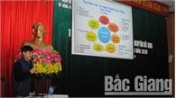 """Triển khai Đề án """"Mỗi xã một sản phẩm (OCOP)"""" tỉnh Bắc Giang giai đoạn 2018-2020, định hướng đến năm 2030"""