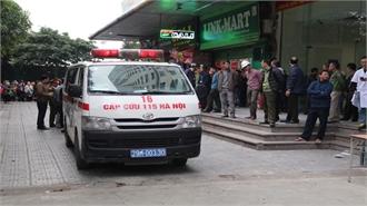 Một phụ nữ tử vong tại hiện trường vụ cháy