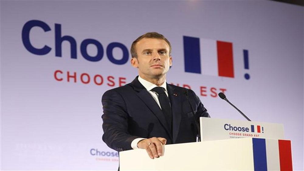 Dư luận phản ứng tích cực sau bài phát biểu của Tổng thống Macron