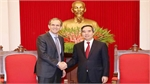 Vietnam vows best conditions for Google: official
