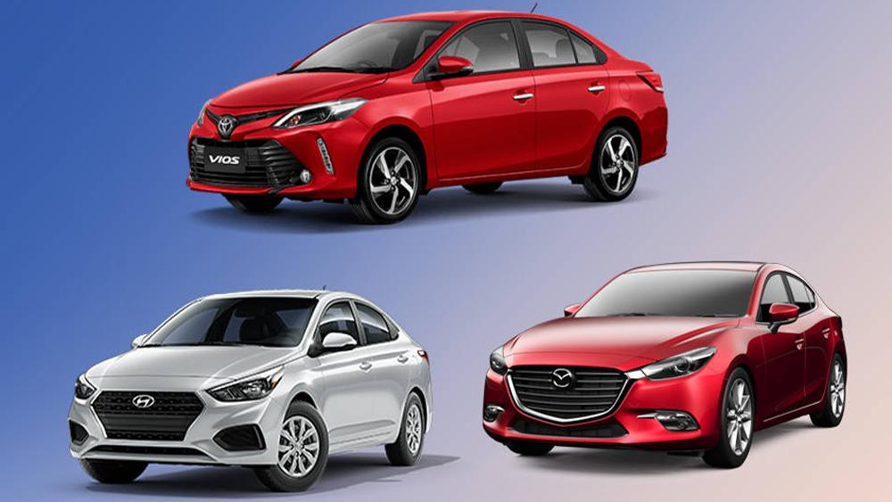 10 ôtô bán chạy nhất tháng 11 - Vios dẫn đầu