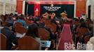 TP Bắc Giang: Tập trung củng cố và nâng cao chất lượng các tiêu chí đô thị loại 1