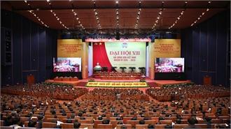 Đại hội đại biểu toàn quốc Hội Nông dân Việt Nam lần thứ VII