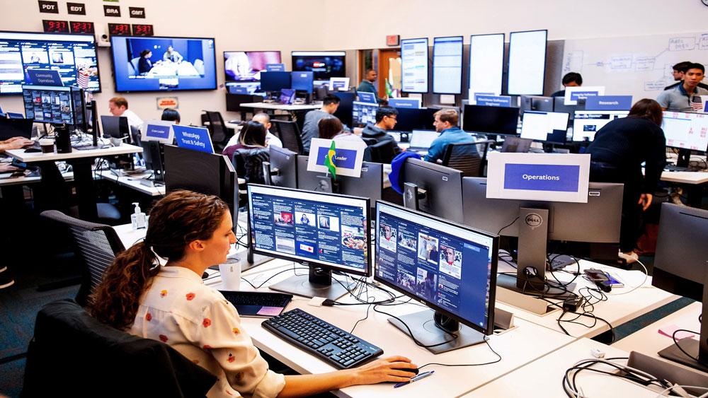 Trụ sở Facebook bị đe dọa đánh bom